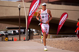 04:00:25 - in fourth position - Ironman Arizona 2010