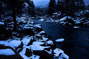 Snowy river by Buena Vista