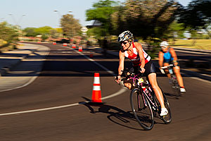 00:44:57 Cycling at Iron Gear Triathlon