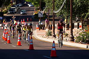 01:00:07 Cycling at Tempe Triathlon