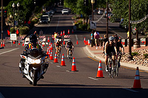 01:04:07 Cycling at Tempe Triathlon