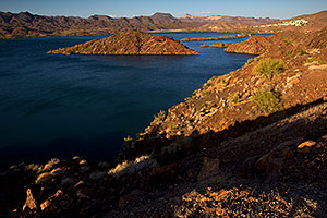 Late afternoon at Lake Havasu