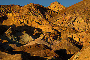 Artists Drive in Death Valley