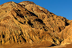 Near Golden Canyon in Death Valley