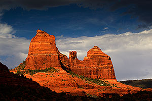 Red Rocks at Schnebly Hill Road in Sedona