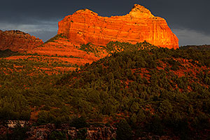 Red Rocks by Highway 89A in Sedona