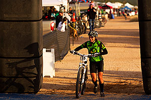 06:36:17 #16 at the end of the lap of Mountain Biking at Trek Bicycles 12 and 24 Hours of Fury …