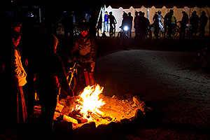 Campfire at Trek Bicycles 12 and 24 Hours of Fury …