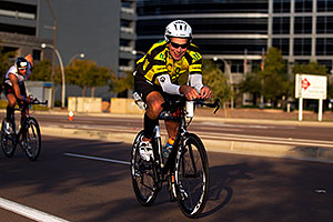 01:07:47 - #2840 at start of Lap 1 - Ironman Arizona 2011