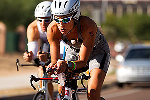 03:01:45 - #516 cycling at Ironman Arizona 2011