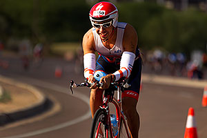 03:12:32 - #1450 cycling at Ironman Arizona 2011