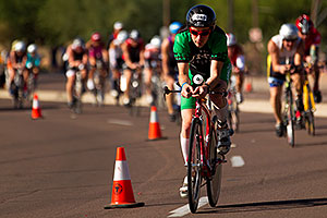 03:12:31 - #1049 cycling at Ironman Arizona 2011