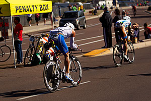 03:12:31 - #1709 cycling at Ironman Arizona 2011