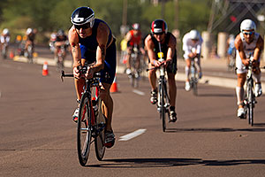 02:52:12 - #34 Paul Amey [GBR] (eventually 2nd in 08:01:29) at start of Lap 2 - Ironman Arizona 2011