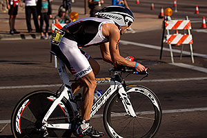 02:37:38 - #38 Christof Schmidt [DEU] (eventually DNF run) at start of Lap 2 - Ironman Arizona 2011