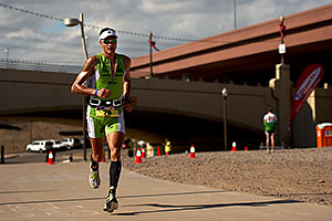 06:01:52 - #20 Michael Weiss [DEU] (eventual 8th place in 8:21:36) in  Lap 1 - Ironman Arizona 2011