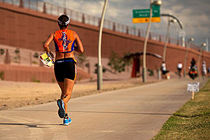 06:40:49 - #78 Erika Csomor [HUN] (eventually DNF) - Ironman Arizona 2011