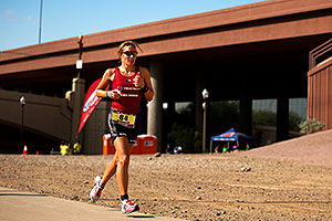 06:57:11 - #84 Rebekka Essmuller [DEU] (eventually 20th in 09:51:21) - Ironman Arizona 2011