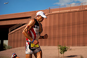 06:59:58 - #2 Viktor Zyemtsev [UKR] (best run time by 2 minutes in 2:43:31, eventually 3rd by 14:58min) - Ironman Arizona 2011