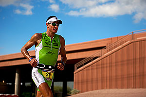 07:01:06 - #20 Michael Weiss [DEU] (eventually 8th in 08:21:36) - Ironman Arizona 2011