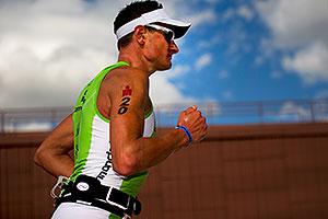 07:01:07 - #20 Michael Weiss [DEU] (eventually 8th in 08:21:36) - Ironman Arizona 2011