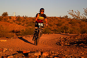 00:53:51 #15 [1st, 17 laps, 11:30:30] with a bloody elbow at 12 Hours of Papago 2012 …