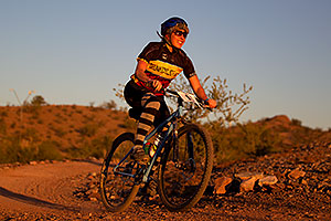 00:53:51 #15 [1st, 17 laps, 11:30:30] biking at 12 Hours of Papago 2012 …
