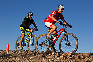 01:25:19 #1 [30th, 14 laps, 11:12:09] and #42 [10th, 18, 11:34:47] biking at 12 Hours of Papago 2012 …