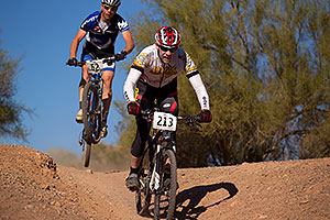 04:21:27 #62 jumping behind #213 at 12 Hours of Papago 2012 …