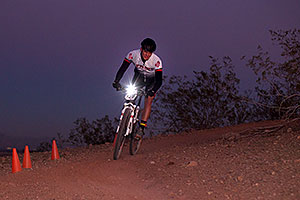 10:49:20 Mountain Biking at night at 12 Hours of Papago 2012 …