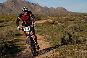 00:04:12 Marathoners biking at McDowell Meltdown MBAA 2012 …