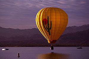 Balloons in Lake Havasu City, Arizona