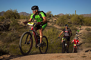 Fat Tire 40 at McDowell Mountain Park
