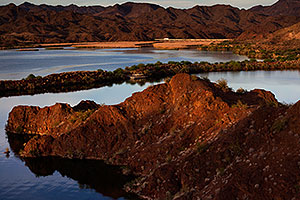 Evening at Lake Havasu