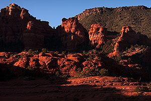 Schnebly Hill Road in Sedona