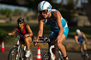 01:26:24 Cycling at Nathan Triathlon