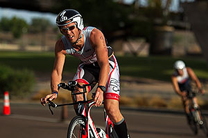 01:35:43 Cycling at Nathan Triathlon