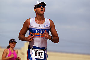 03:07:58 Running at Nathan Triathlon