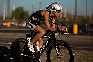01:15:51 - #83 Corinne Abraham [GBR, 3rd] cycling at Ironman Arizona 2012