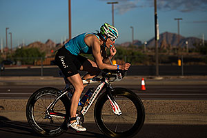 01:15:58 - #98 Kathrin Mannweiler [DEU, 23rd] cycling at Ironman Arizona 2012