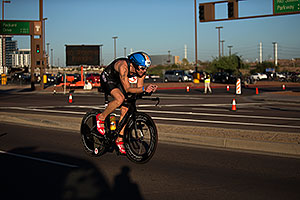 01:16:26 - #144 cycling at Ironman Arizona 2012