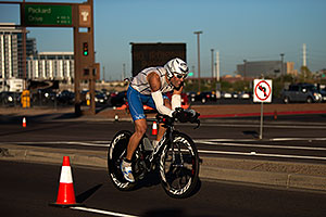 01:17:03 - #2282 cycling at Ironman Arizona 2012