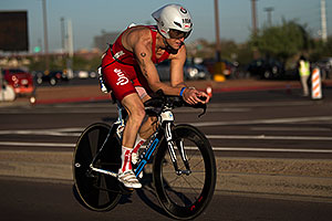 01:18:09 - #1859 cycling at Ironman Arizona 2012
