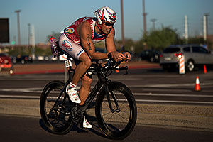 01:20:30 - #2482 cycling at Ironman Arizona 2012