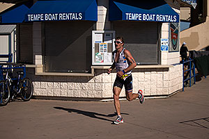 07:10:55 - #34 Tyler Butterfield [USA, 4th] running at Ironman Arizona 2012