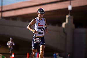 07:58:01 - #1405 running at Ironman Arizona 2012