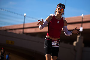 08:16:18 - running at Ironman Arizona 2012