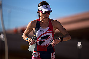 08:18:40 - running at Ironman Arizona 2012