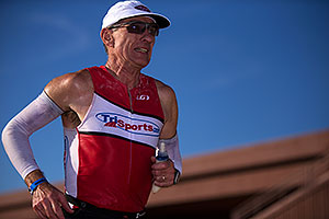 08:38:13 - running at Ironman Arizona 2012