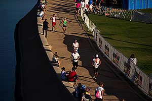 09:18:35 - running at Ironman Arizona 2012